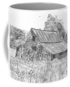 Old Barn 4 Coffee Mug by Barry Jones