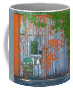 Old Barn Doors  Coffee Mug