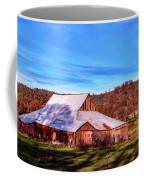 Old Barn In California Coffee Mug