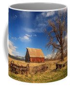Old Barn In Chester Coffee Mug