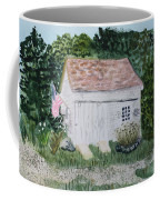 Old Barn In Eastham Ma Coffee Mug