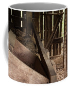 Old Barn Interior Coffee Mug