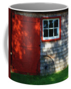 Old Barn New Paint Coffee Mug