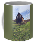 Old Barn Out In A Field Coffee Mug
