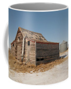 Old Barns And A Grain Bin Coffee Mug