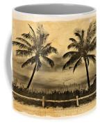 Old Beach Coffee Mug