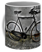 Old Bicycle Coffee Mug