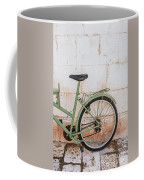 Old Bike Coffee Mug