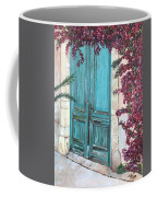 Old Blue Doors Coffee Mug