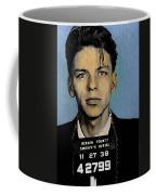 Old Blue Eyes - Frank Sinatra Coffee Mug