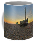 Old Boat, New Day Coffee Mug