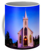 Old Bodega Church Sunset Coffee Mug
