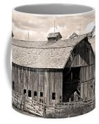 Old Boulder County Colorado Barn Coffee Mug