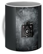 Old Box Camera Coffee Mug