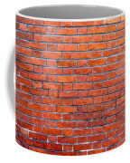 Old Brick Wall Coffee Mug