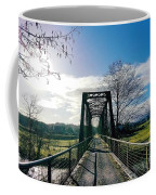 An Old Railroad Bridge  Coffee Mug