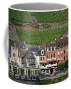 Old Buildings And Vineyards Coffee Mug