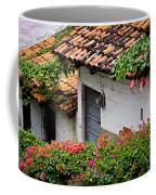 Old Buildings In Puerto Vallarta Mexico Coffee Mug
