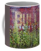 Old Bull Durham Sign - Delta Coffee Mug