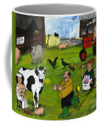 Old Bull Coffee Mug