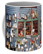 Old Buoys Coffee Mug