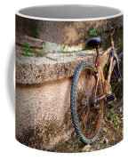Old Bycicle Coffee Mug