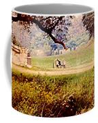 Old Cannon At Gettysburg Coffee Mug