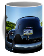 Old Car Trunk With Artistic Background Coffee Mug