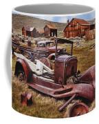 Old Cars Bodie Coffee Mug
