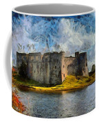Old Castle Coffee Mug