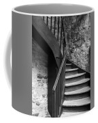 Old Castle Stairway Coffee Mug
