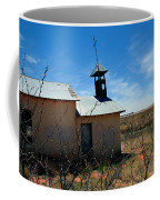 Old Chapel On Route 66 In Newkirk Nm Coffee Mug