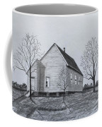 Old Church At Beatties  Ford Coffee Mug