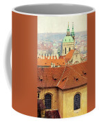 Old Church In Prague Coffee Mug