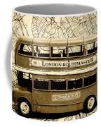 Old City Bus Tour Coffee Mug