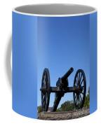 Old Civil War Cannon Coffee Mug