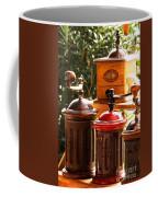 Old Coffee Grinders Coffee Mug