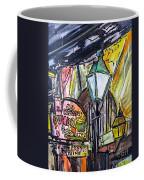 Old Coffeepot Gumbo Coffee Mug