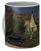 Old Cottage Coffee Mug