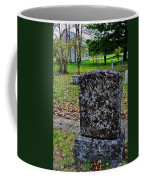 Old Country Cemetery Coffee Mug