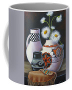 Old Court Shasta Daisy Coffee Mug