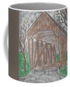 Old Covered Bridge Coffee Mug