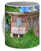 Old Curepe House Coffee Mug