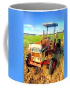 Old David Brown Tractor  Coffee Mug