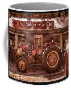 Old Days Vintage Coffee Mug by Debra and Dave Vanderlaan