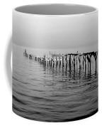 Old Dock  Coffee Mug