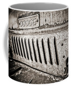 Old Dodge Grille Coffee Mug