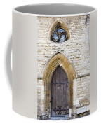 Old Door And Window York Coffee Mug