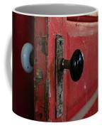 Old Door Coffee Mug