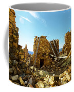 Old Doors Kinishba Ruins Coffee Mug